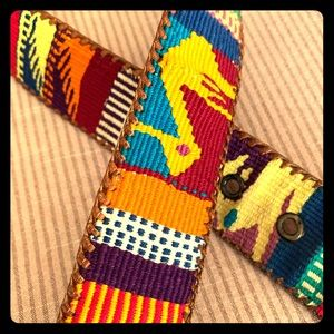 Accessories - Vintage Navajo Design Belt